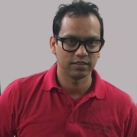 Ikram - Founder of Wind Auto Glass & Location Manager of Norfinch location