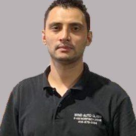 Torres - Wind Auto Glass Certified Auto Glass Technician