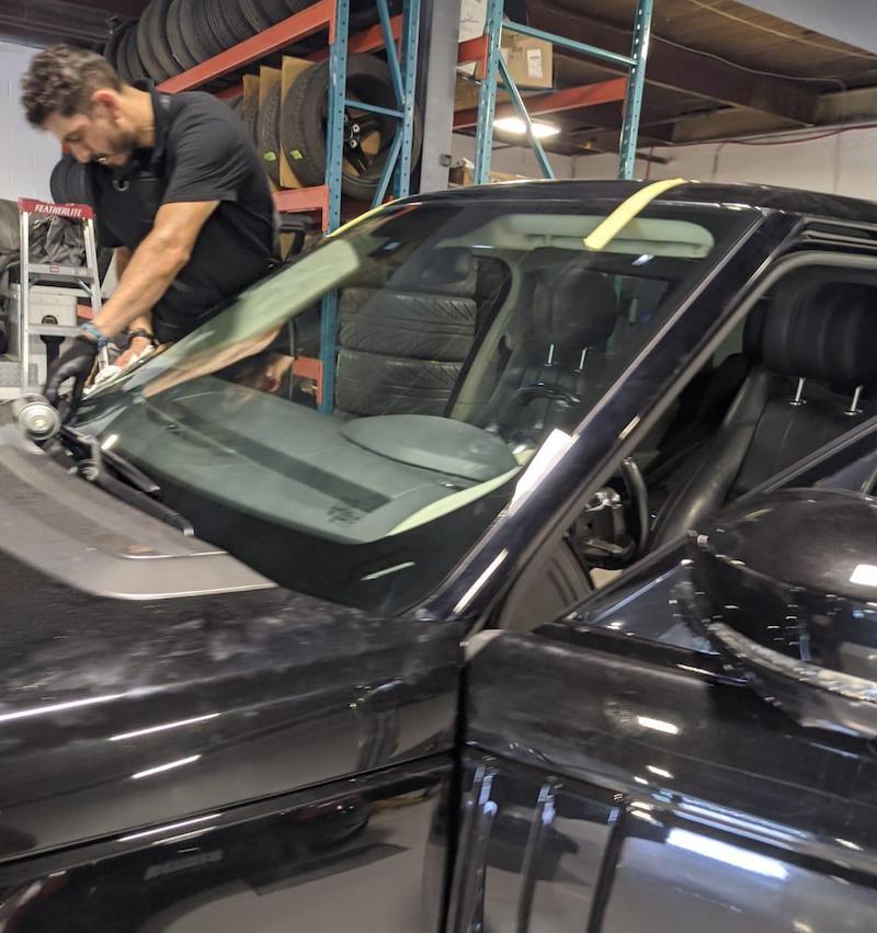 Auto Glass, Car Windshield Repair Services in Woodbridge