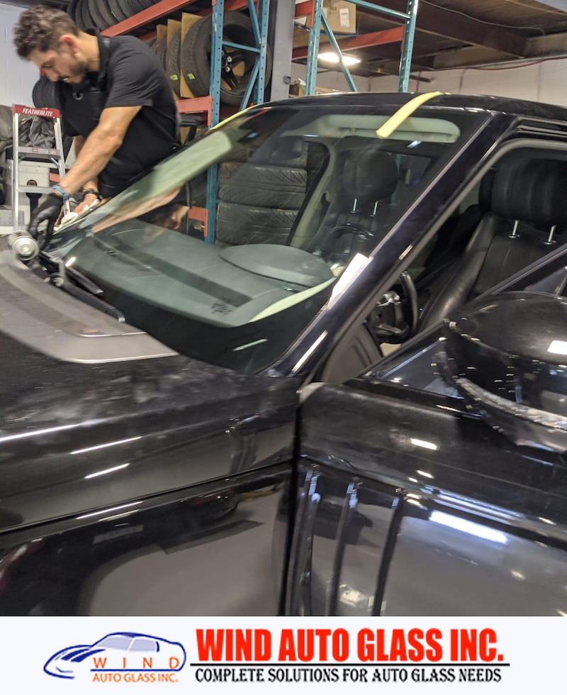 Auto Glass, Car Windshield Replacement Services in Markham